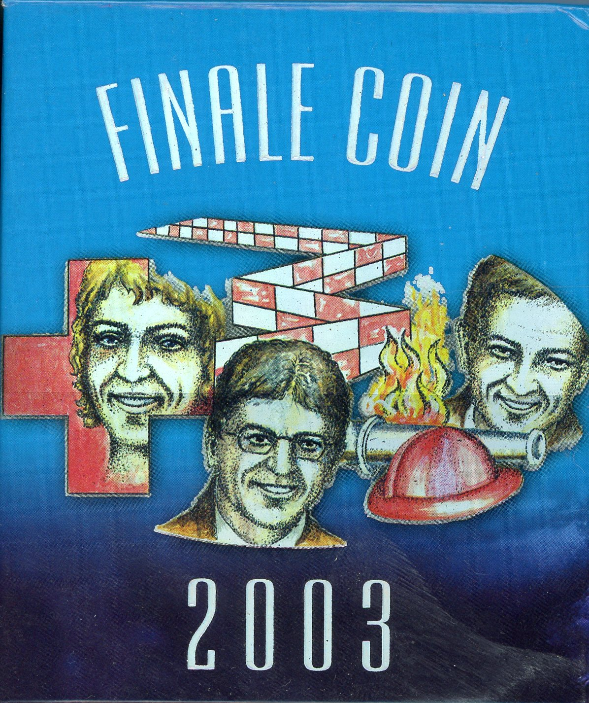 Thumbnail for 2003 Finale $5 Hologram Proof