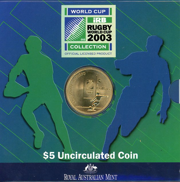 Thumbnail for 2003 Rugby World Cup