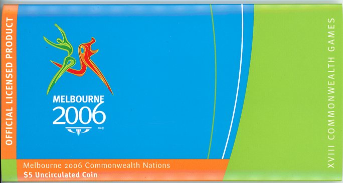 Thumbnail for 2006 Melbourne Commonwealth Games