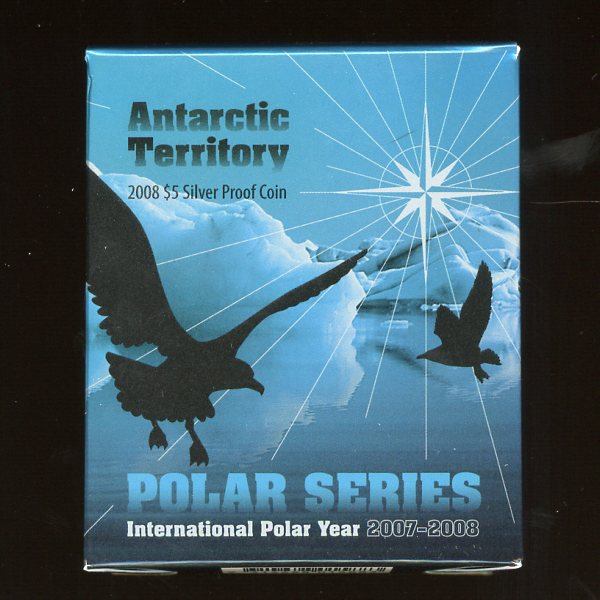Thumbnail for 2008 Polar Series - Antartic Territory