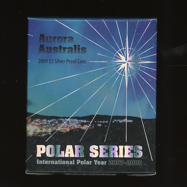 Thumbnail for 2009 Polar Series - Aurora Australis