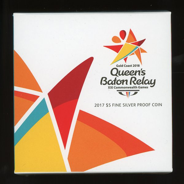 Thumbnail for 2017 Queens Baton Relay