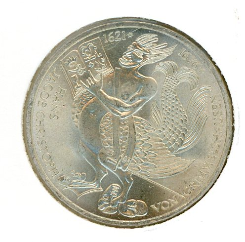 Thumbnail for 1976D German Silver Five Marks