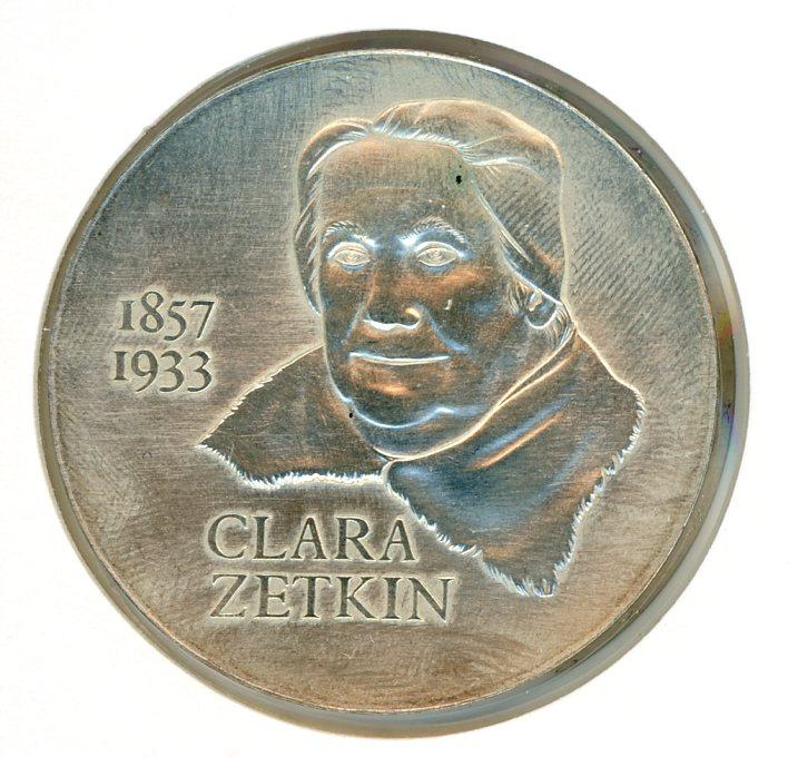 Thumbnail for 1982 DDR Silver Twenty Marks UNC