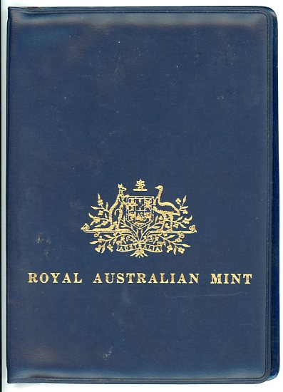 Thumbnail for 1969 Mint Set - Blue Wallet