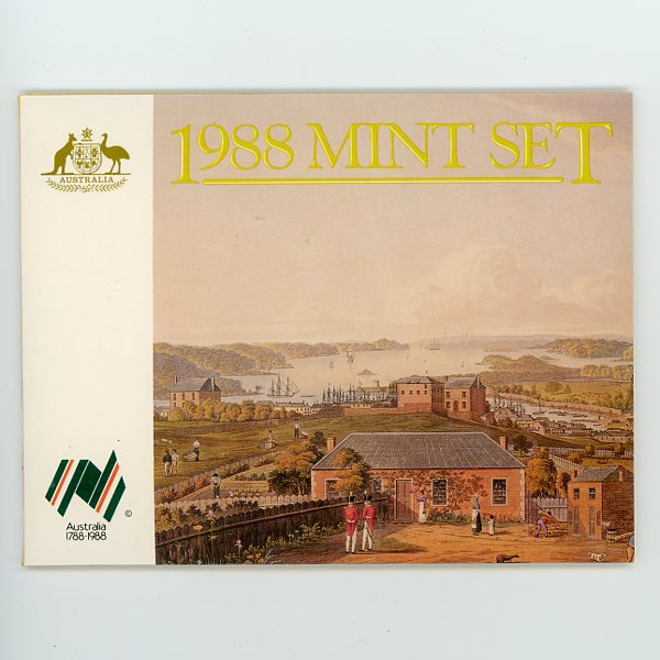Thumbnail for 1988 Mint Set