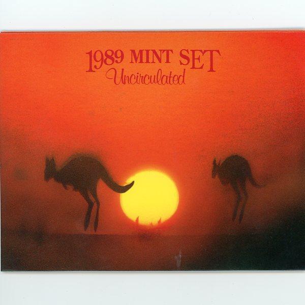 Thumbnail for 1989 Mint Set