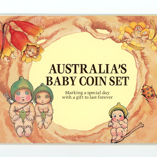 Thumbnail for 1994 Australia's Baby Coin Set
