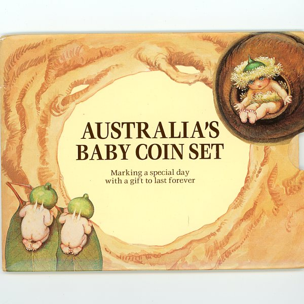 Thumbnail for 1993 Australia's Baby Coin Set