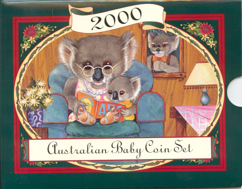 Thumbnail for 2000 Baby Mint Set