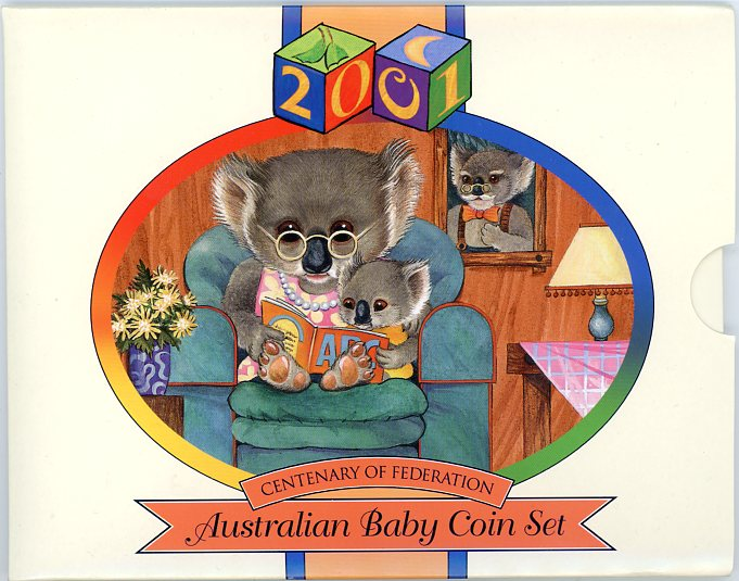 Thumbnail for 2001 Baby Mint Set