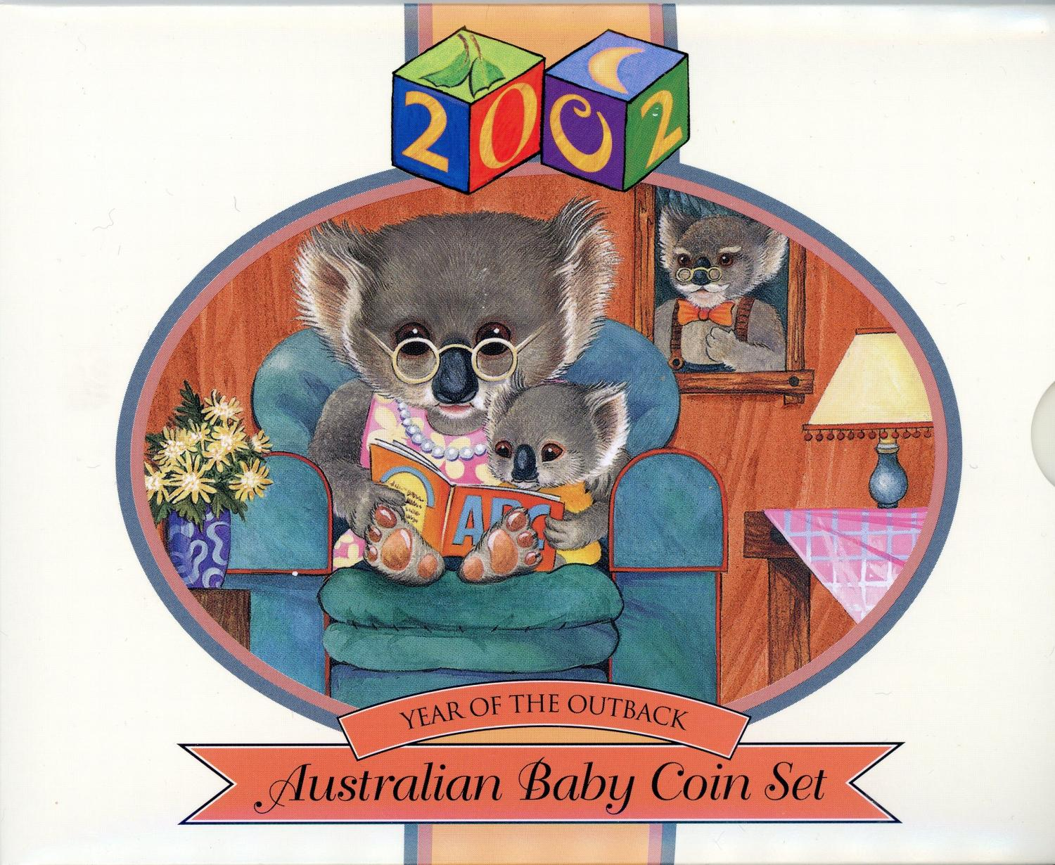 Thumbnail for 2002 Baby Mint Set