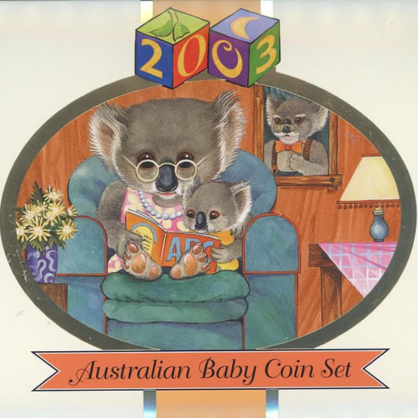 Thumbnail for 2003 Baby Mint Set