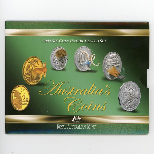 Thumbnail for 2004 Mint Set
