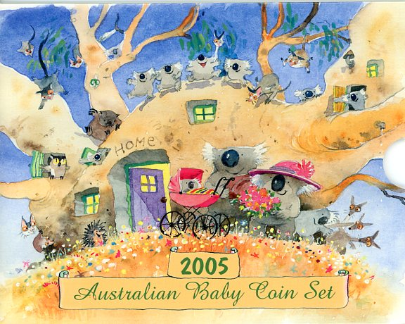 Thumbnail for 2005 Baby Mint Set