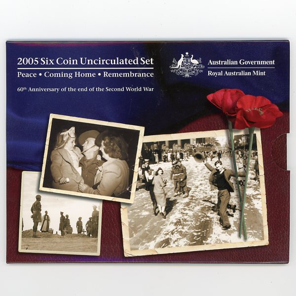 Thumbnail for 2005 Mint Set
