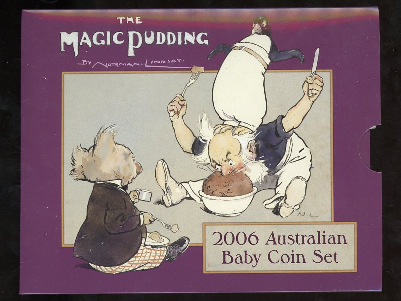 Thumbnail for 2006 Baby Mint Set