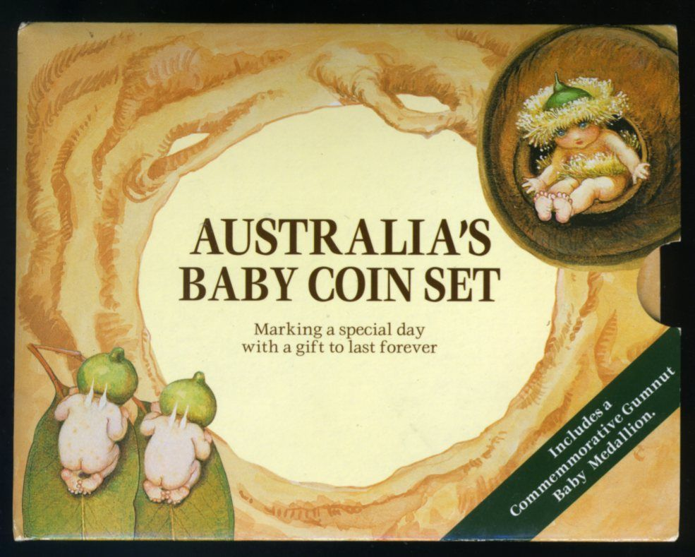 Thumbnail for 1996 Baby Mint Set