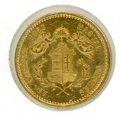 Thumbnail for 1868 Hungary One Ducat