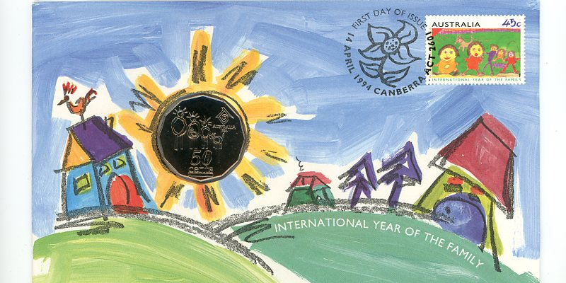 Thumbnail for 1994 International Year of the Family