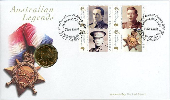 Thumbnail for 2000 Australian Legends