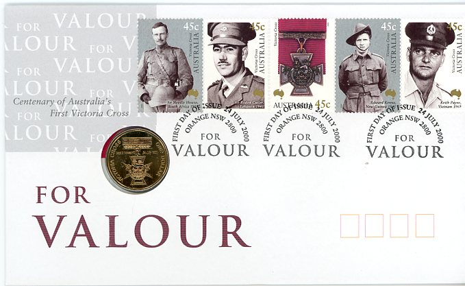 Thumbnail for 2000 Victoria Cross for Valour