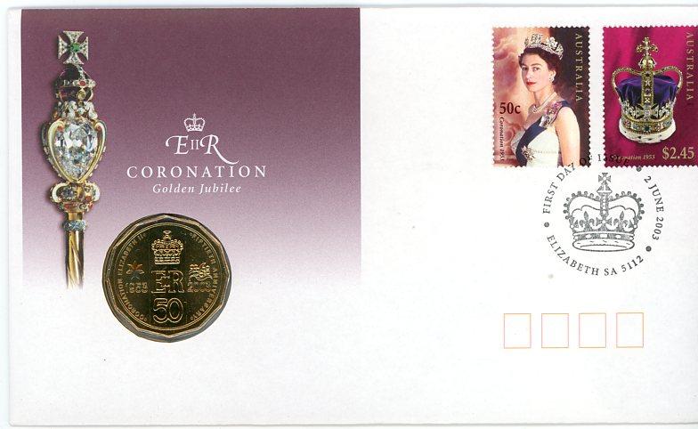 Thumbnail for 2003 Coronation Golden Jubilee