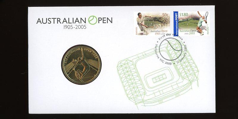 Thumbnail for 2005 Australian Open