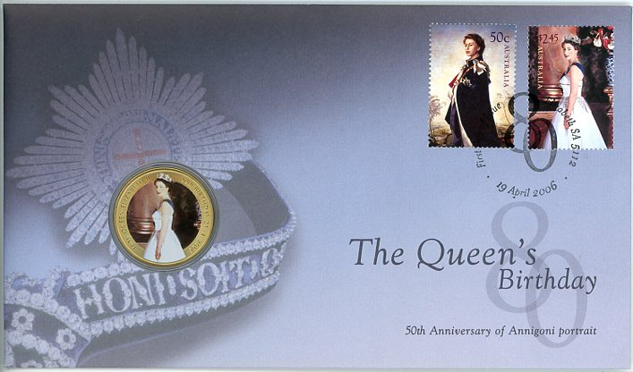 Thumbnail for 2006 The Queens Birthday