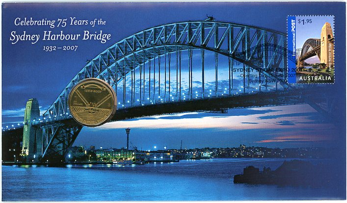 Thumbnail for 2007 75th Anniversary of the Sydney Harbour Bridge