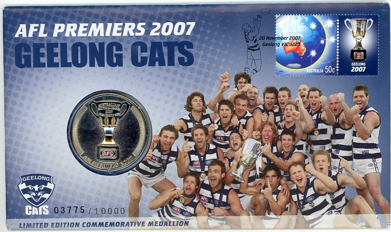 Thumbnail for 2007 AFL Premiers - Geelong Cats