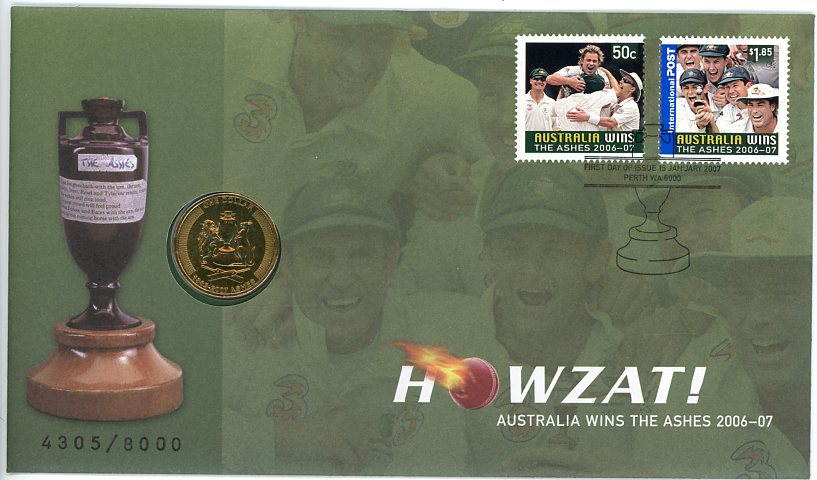 Thumbnail for 2007 Ashes - Howzat