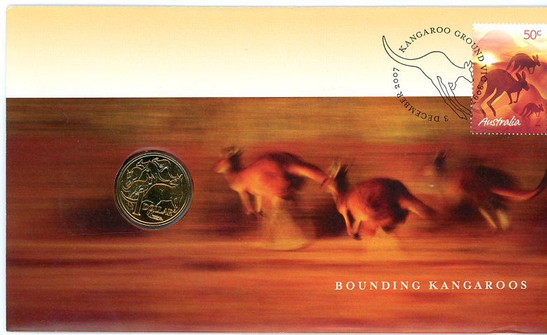 Thumbnail for 2007 Bounding Kangaroos