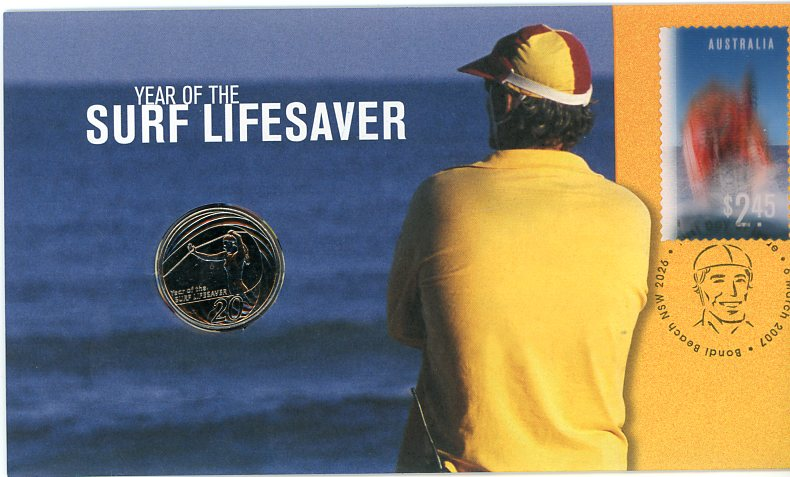 Thumbnail for 2007 Year of the Surf Lifesaver