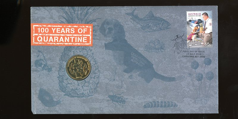 Thumbnail for 2008 Issue 05 100 Years of Quarantine