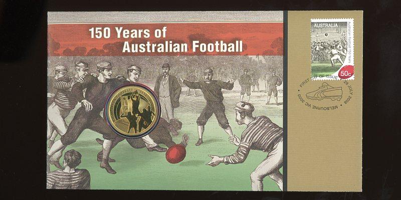 Thumbnail for 2008 - 150 Years of Australian Football