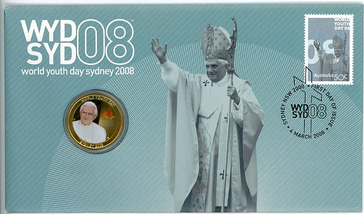 Thumbnail for 2008 Issue 03 - World Youth Day Sydney