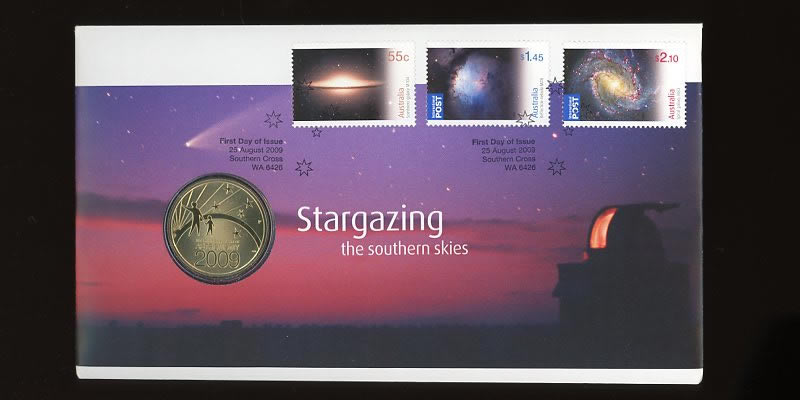 Thumbnail for 2009 Issue 04 Stargazing the Southern Skies