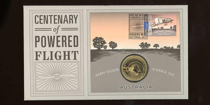 Thumbnail for 2010 Issue 04 Centenary of Powered Flight