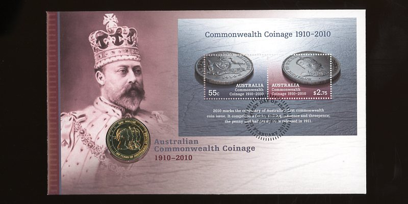 Thumbnail for 2010 Issue 03 Australian Commonwealth Coinage