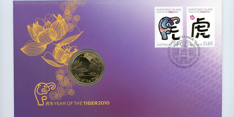 Thumbnail for 2010 Issue 01 Year of the Tiger