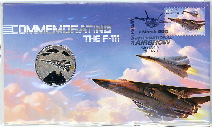 Thumbnail for 2011 Austalian International Air Show PNC - Commemorating the F-III