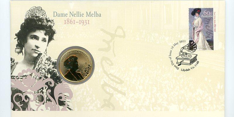 Thumbnail for 2011 Issue 05 Dame Nellie Melba