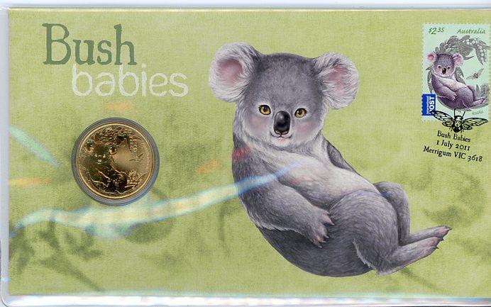 Thumbnail for 2011 Issue 07 Bush Babies - Koala