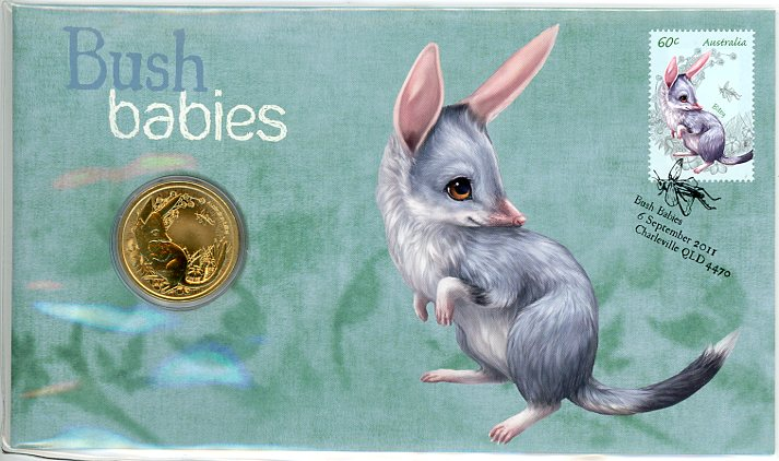 Thumbnail for 2011 Issue 10 Bush Babies - Bilby