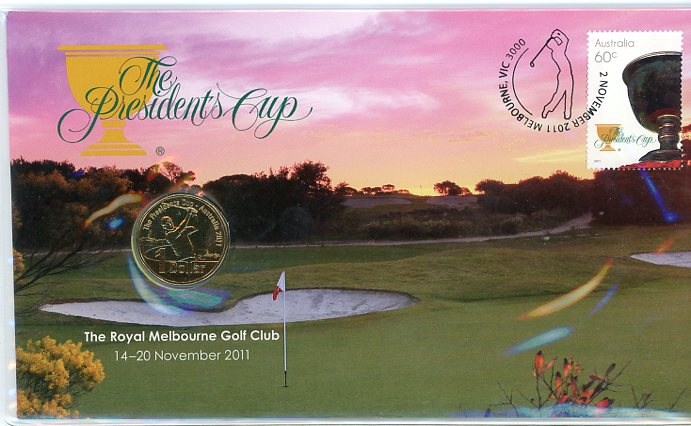 Thumbnail for 2011 Issue 15 The Presidents Cup