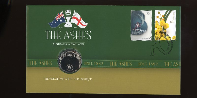 Thumbnail for 2010-11 The Ashes Issue 12