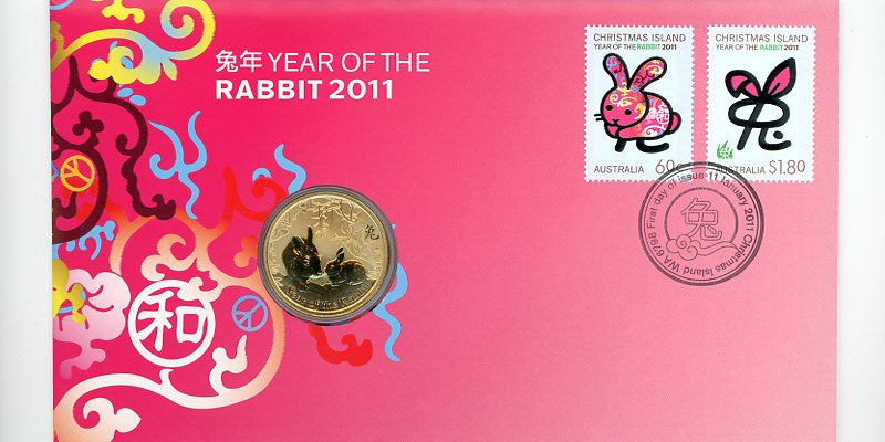 Thumbnail for 2011 Issue 01 Year of the Rabbit