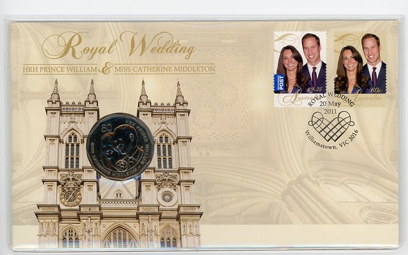 Thumbnail for 2011 Issue 03 Royal Wedding