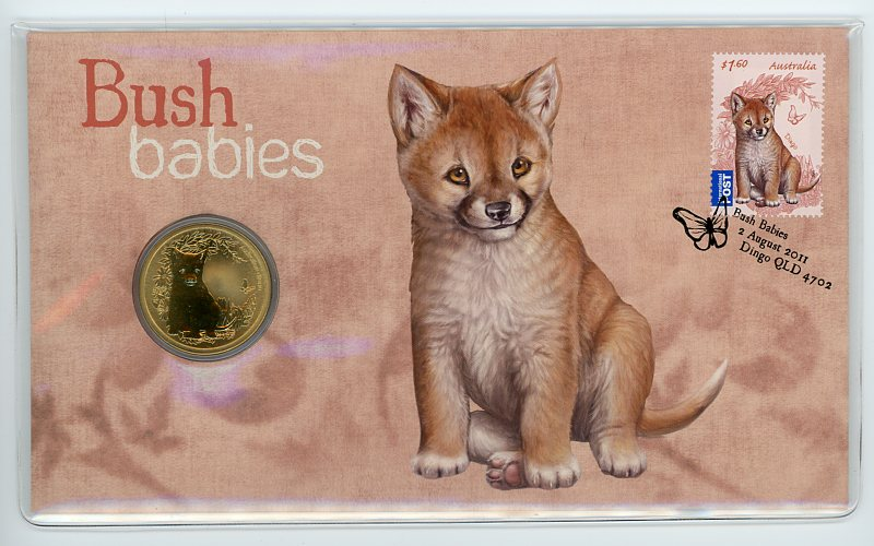Thumbnail for 2011 Issue 09 Bush Babies Dingo